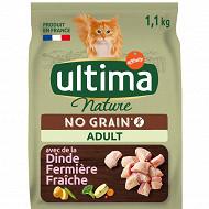 Ultima nature no grain adult 1.1kg