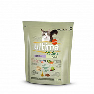 Ultima nature chat stérilisé saumon 400g