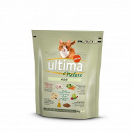 Ultima nature croquette chat poulet 400g