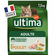 Ultima chat Adult poulet  7.5Kg