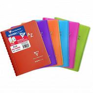 Claire fontaine koverbook répertoire reliure intégrale enveloppé  90X140 100p