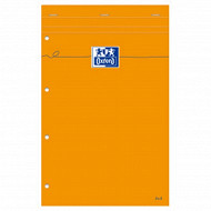 Oxford bloc agrafe 210x315 160pages 80g q5/5