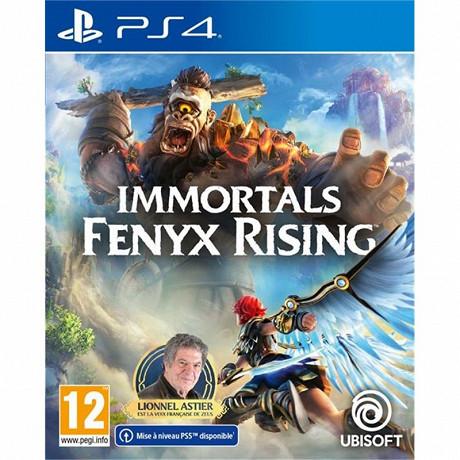 Jeu ps4 immortals fenyx rising