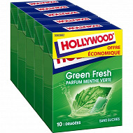 Hollywood greenfresh 70g oe