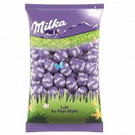 Milka petits oeufs lait alpin 500g