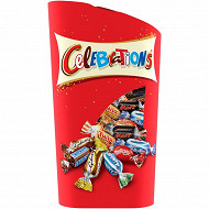 Celebrations assortiment chocolat ballotin 280g