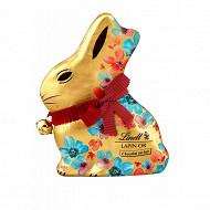 Lindt lapin or fleur chocolat lait 200g