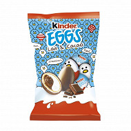 Kinder petits oeufs cacao t12 120g