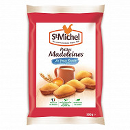 St michel madeleines coquilles aux oeufs de poules de plein air 500g