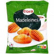 Cora madeleines aux oeufs frais 250g