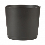 Deroma cache-pot 883 anthracite 15cm