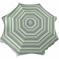 Anjosa parasol 200/8/22/25 inclinable polycoton barbosa det 14 vert