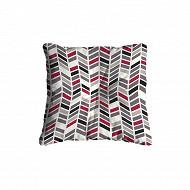 Galette de chaise carrée 36x36x6 cm polycoton