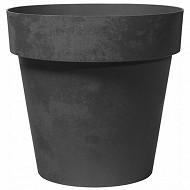 Vaso like anthracite 22 cm