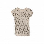 Tee shirt manches courtes femme WHITE DOTS T50\52