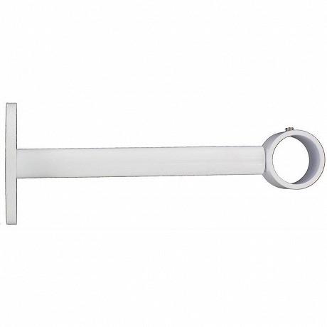 Support réglable blanc diamètre 20mm