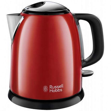 Russell hobbs Bouilloire colours plus compacte 24992-70
