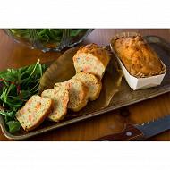 Cake au saumon barquette 150g