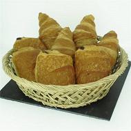 Duo 4 croissants + 4 painschocolat