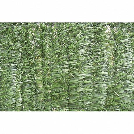Idéal garden haie artificielle bicolore 100l 1.50x3m