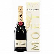Champagne Moët & Chandon brut Impérial 12% Vol 75cl