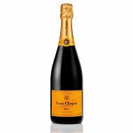 Veuve clicquot champagne brut carte jaune 75cl 12% vol
