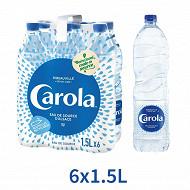 Carola bleue 6x1,5l