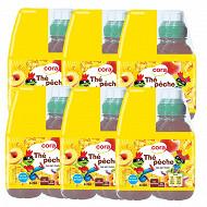 Cora kido boisson thé pêche 24x20cl