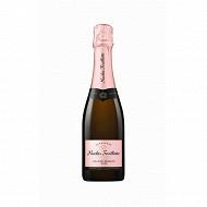Nicolas Feuillate Champagne rosé 37.5cl 12%vol