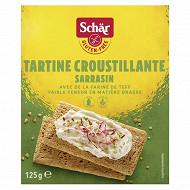 Schar fette croc sarrasin sans gluten 125g