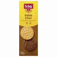 Schar sablé choc sans gluten 150g
