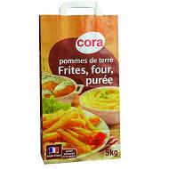 Cora Pomme de terre de consommation 5kg