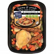 Couscous et semoule (3 personnes) 1.6kg