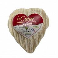 Coeur d'alvignac 100g 22.5%mg/poids total au lait cru de chèvre