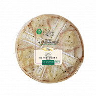 Tarte 4 fromages 400g Defroidmont