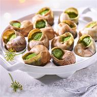12 escargots de bourgogne belle grosseur 89g