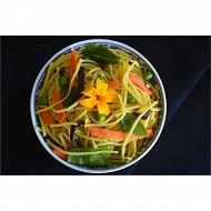 Nouille chnoise aux legumes 300g