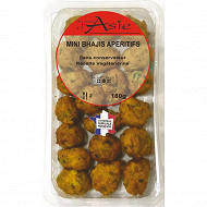 Mini - bhajis apéritifs 180g