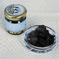 Pelures de truffes noires bocal 12.5g