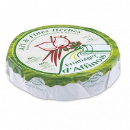 Fromager d'affinois ail & fines herbes 30%mg