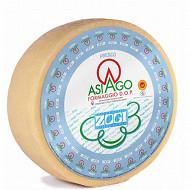 Asiago pressato aop lait pasteurisé