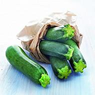 Courgette longue verte
