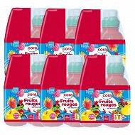 Cora kido jus de fruits rouges 6 packs de 4 X 20CL