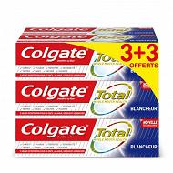 Colgate total dentifrice whitening 75ml 3+3