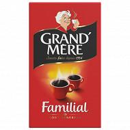 Grand mere cafe moulu familial 250g