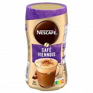 Nescafé cappuccino café viennois 306g