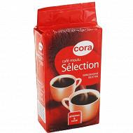 Cora café moulu sélection 250g