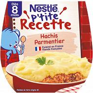 Nestlé p'tite recette hachis parmentier bol 2x200g 8 mois