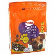 Cora tendres bouchées petits chiens 1kg