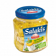 Salakis 100% dés de fromage au lait de brebis herbes de provence 25.8% 300 g